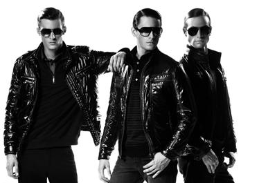【爱时尚】四种脸型挑对眼镜 男人也要赢在潮流起跑线